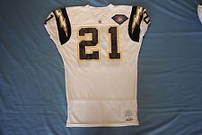 Darrien Gordon 1994 San Diego Chargers game used jersey