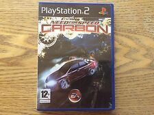 Need For Speed Carbon Ps2 Game! Look In The Shop!