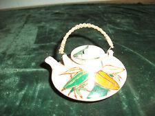 Japanische Teekanne;Sudkanne;gemarkt, um 1920;Kanne