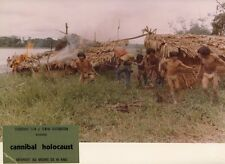 RUGGERO DEODATO CANNIBAL HOLOCAUST 1980 VINTAGE PHOTO ORIGINAL #11