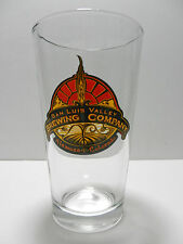 San Luis Valley Brewing Company Pint Beer Glass Alamosa Colorado Craft Brewery