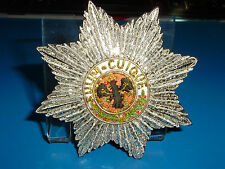 Ordre de L'Aigle noir Royaume de Prusse - Belle plaque en Canetille- REPRO -