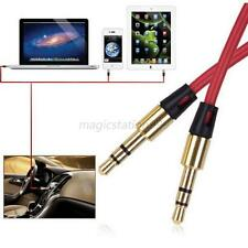 Audio Replacement Cable 3.5mm Gold Plated Aux Cord For Beat Dre Headphone 3FT