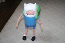 "10.5"" Adventure Time Fin Finn Action Figure Jazwares Mulitple Faces"
