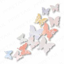 80PC Butterfly -3D WALL STICKER+ Country House Art Decal  Decor Wall Mural Home