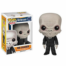 Funko Doctor Who POP The Silence Vinyl Figure NEW Toys Dr Who
