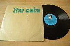 The Cats - Colour Us Gold Vinyl Record LP 1C052-24078 1969 German Embossed Slve