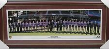 AUSTRALIA 2008 Centenary Panoramic Framed & Hand Signed x 17 RARE Collectable