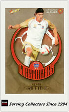 2008-09 Select A League Soccer Playmaker Card PM8:Adam Griffiths(Newcastle Jets)