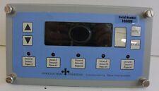 Production Process MDT-40 82004.01 Machine Data Transducer