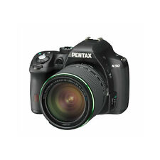 Pentax K-50 Digital SLR Camera Black Body Kit with DA 18-135mm WR Lens