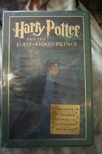 Harry Potter And The Half-Blood Prince Hardcover Deluxe Edition Factory Sealed