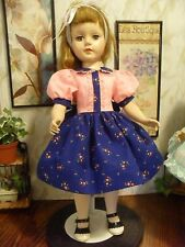 """NEW PINK/BLUE DRESS SLIP PANTIES for 21"""" SWEET SUE/P-93 TONI by SSO DOLL CLOTHES"""