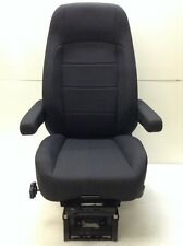 NEW Bostrom Pro Ride 915 Hi Profile Hi Back Air Ride Seat, Blk Cloth, Air Lumbar