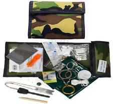 BRITISH SF SAS NATO BCB ADVANCED SURVIVAL SYSTEM KIT+POUCH -Go Pack+/Combat Tin+