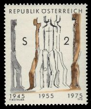 AUSTRIA 1014 (Mi1485) - Second Republic of Austria 30th Anniversary (pa15200)