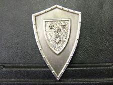 Pin Schild Lilien Templer Kreuzritter - 5 x 3 cm