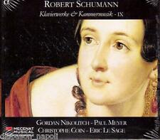 Schumann: Piano & Chamber Music Vol 8 Trii op.63, 88, 80 / Meyer, Coin, Le Sage
