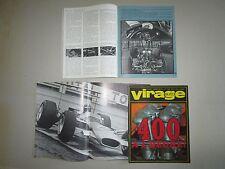VIRAGE N°12   décembre 1968      /  Formule 1 / Triumph 2500 et Rover 2500