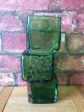 Fabulous Authentic Rare Whitefriars Meadow Drunken Bricklayer Vase