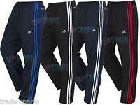 adidas CR TRACKSUIT BOTTOMS MULTI COLOUR SIZES S M L XL XXL PANTS FIT 3 STRIPE