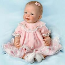 AD. Pretty In Pink So Truly Real Life size Baby Doll - SUMMER SALE