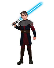 Boy's Clone Wars Anakin Skywalker Costume Size M 8-10
