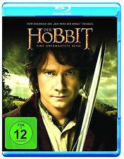 Der Hobbit eine unerwartete Reise Neu+in Folie 1x Blueray-Disc #L2