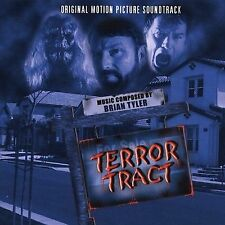 Terror Tract [Original Motion Picture Soundtrack] by Brian Tyler (CD,...
