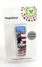 Disney Limited Release Americana 4th of July Magic Band Magicband Link It Later