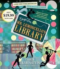 Escape from Mr. Lemoncello's Library [Audio] by Chris Grabenstein