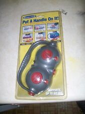 """NEW """"HANDLE-MAX CARRYING STRAPS"""" FOR OFFICE,DELIVERIES,SPORTS & MORE"""