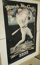 VINTAGE 1998 MARK MCGWIRE FULL SIZE POSTER 35X23 ST. LOUIS CARDINALS CHEAP!!!!!