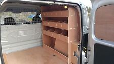 Citroen Nemo  Van Racking Plywood Shelving  Van Storage Accessories