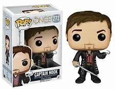 Funko pop once upon a time: capitaine crochet vinyl figure 272