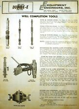 Equipment Engineers Inc Oil Well Product Catalog ASBESTOS Teflon Packing 1966