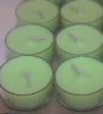 Partylite 1 box BAMBOO WATERS Tealights LOW SHIP