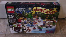 Lego - City Advent Calendar #60063 - 24 Gifts! Brand New Sealed!