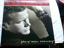 corey hart       young man running (first press manufacturers property)