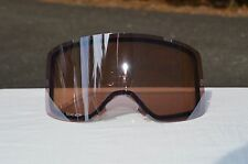 2015 NWT MEN'S SMITH SQUAD REPLACEMENT SNOWBOARD GOGGLES LENS $45 ignitor mirror