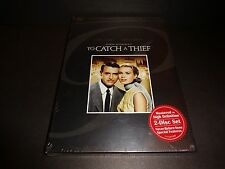 TO CATCH A THIEF-2 disc-GRACE KELLY, CARY GRANT is retired jewel thief on prowl