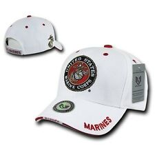 US Military Marine Corps USMC Baseball Cap Ball Soldier Hat Rapid Dominance S22