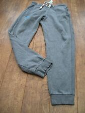 SUPERDRY SLIM FIT JOGGERS SWEATPANTS SIZE SMALL GREY