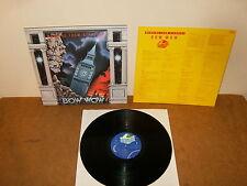 BOW WOW : WARNING FROM STARDUST - UK LP - HEAVY METAL WORLDWIDE HMI LP 5