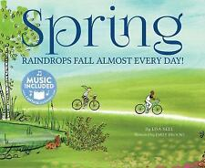 My First Science Songs: Spring : Raindrops Fall Almost Every Day! by Lisa...