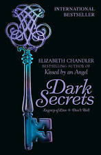 Dark Secrets: Legacy of Lies and Don't Tell, Elizabeth Chandler, New Book