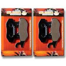 Honda FR+R Brake Disc Pads TA 200 Shadow (2002-2003-2004-2005) NSR 150 RR