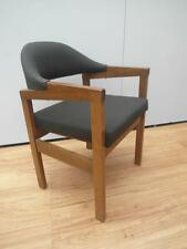 Vintage RETRO Timber ARMCHAIR Tub OFFICE Chair FUNKY Contempory Adelaide