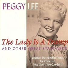 Peggy Lee : The Lady Is a Tramp - CD Album (1999)