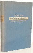 Erich Salomon Berühmte Zeitgenossen 1931 Erste Ausgabe 112 Tafeln Orig Leinen